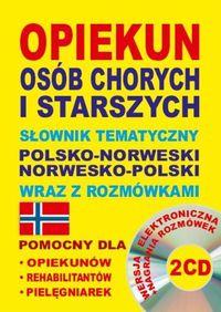 Opiekun osób chorych pol-norw, norw-pol + CD
