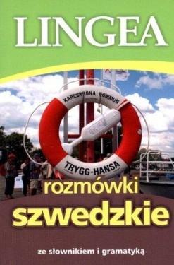Rozmówki szwedzkie ze słownikiem i gramatyką