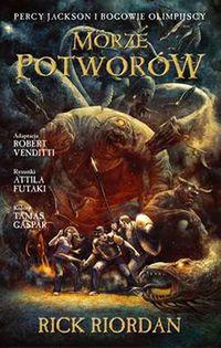 Percy Jackson i bogowie. Morze potworów. Komiks