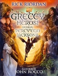Greccy herosi według Percyego Jacksona