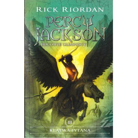 Percy Jackson i Bogowie...T.3 Klątwa tytana