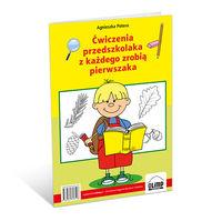 Ćwiczenia przedszkolaka z każdego zrobią .. OLIMP