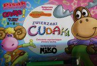 Zwierzaki Cudaki. Ćw. uspr. piszącą rączkę 5-6 lat