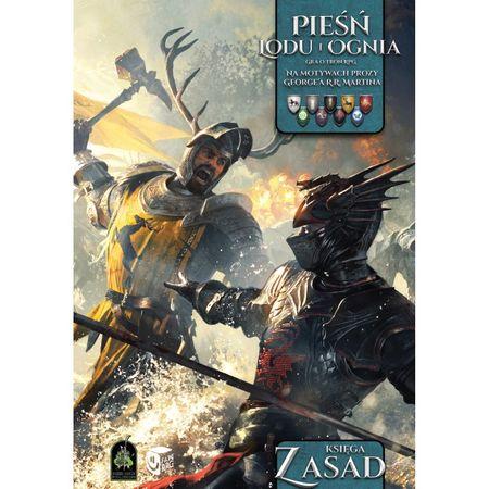 Pieśń Lodu i Ognia Gra o Tron RPG Księga Zasad