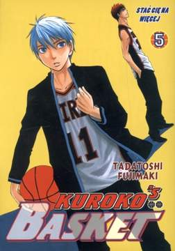 Kurokos Basket. Tom 5