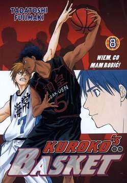 Kurokos Basket. Tom 8