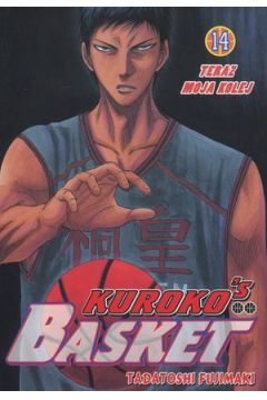 Kuroko's Basket. Tom 14