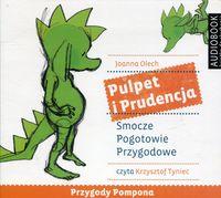 Pulpet i Prudencja. Smocze Pogotowie...audiobook