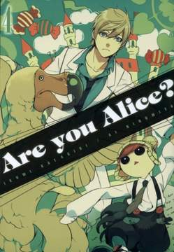 Are you Alice? Tom 4