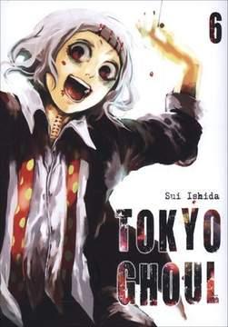 Tokyo Ghoul. Tom 6