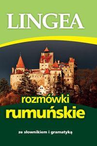Rozmówki rumuńskie ze słownikiem i gramatyką 2015