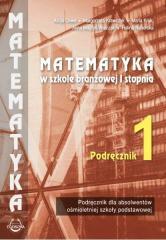 Matematyka SBR 1 Podręcznik POODKOWA