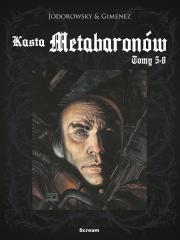 Kasta Metabaronów T.5-8