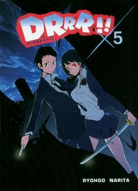 Drrr!! Durarara!! Light Novel 5