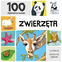 100 pierwszych słówek. Zwierzęta