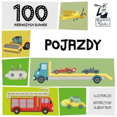 100 pierwszych słówek. Pojazdy