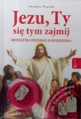Pakiet - Jezu Ty się tym zajmij + medalik
