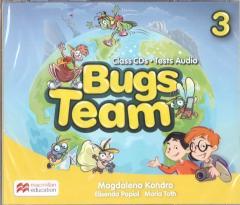 Bugs Team 3 (4 CD) MACMILLAN