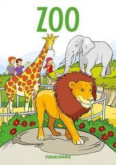 Zoo - kolorowanka edukacyjna