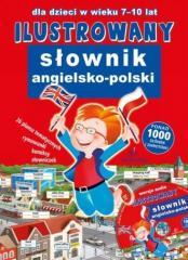 Ilustrowany słownik angielsko-polski + CD