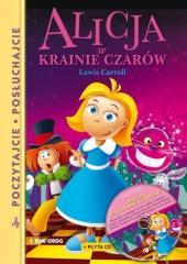 Alicja w krainie czarów + CD w.2019