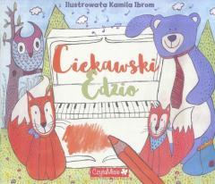Ciekawski Edzio. Kolorowanka