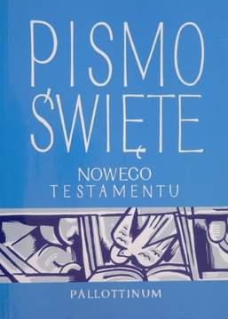 Pismo Święte Nowego Testamentu ze zdjęciami