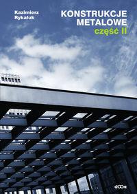 Konstrukcje metalowe cz.2