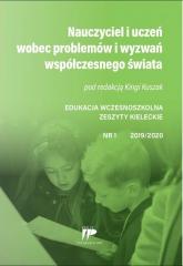Edukacja wczesnoszkolna nr 1 2019/2020