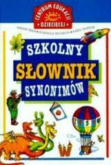Szkolny slownik synonimow