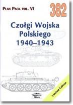 Czołgi Wojska Polskiego 1940-1943