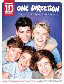 One Direction Oficjalny Przewodnik na rok 2013