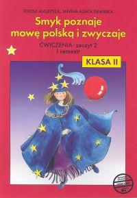 Smyk Poznaje Mowę Polską... ćw 2/1 cz. 2 ADAM