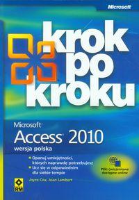Access 2010 krok po kroku RM