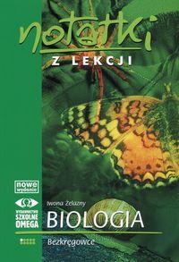 Notatki z Lekcji Biologii część 1 bezkręgowce