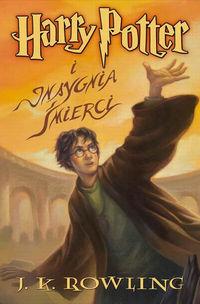 Harry Potter 7 Insygnia Śmierci - J.K. Rowling tw.