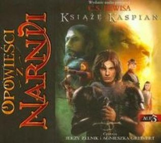 Opowieści z Narnii - Książę Kaspian Audiobook