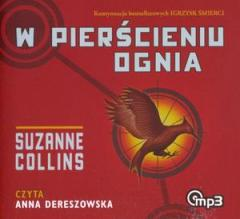 W pierścieniu ognia - Suzanne Collins Audiobook