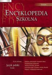 Encyklopedia szkolna - język polski LO GREG