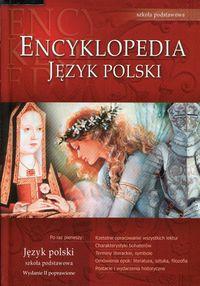Encyklopedia szkolna - język polski SP GREG