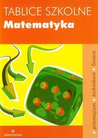 Tablice szkolne Matematyka