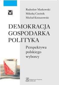 Demokracja - gospodarka - polityka