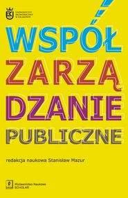 Współzarządzanie publiczne - Stanisław Mazur