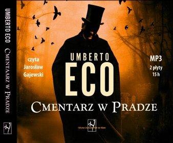 Cmentarz w Pradze CD MP3