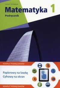 Matematyka LO 1 podr. ZP NPP w.2012 GWO