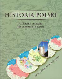 Historia Polski GiM i LO ćw z mapami CD Gratis GWO