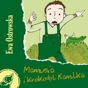 Z supełkiem - Mamusia i krokodyl Kamilka