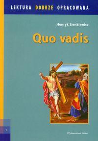 Lektura dobrze oprac. - Quo vadis Skrzat