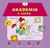 Akademia 2-latka. Zeszyt A