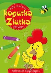 Mała akademia kogutka Ziutka. Pszczółka